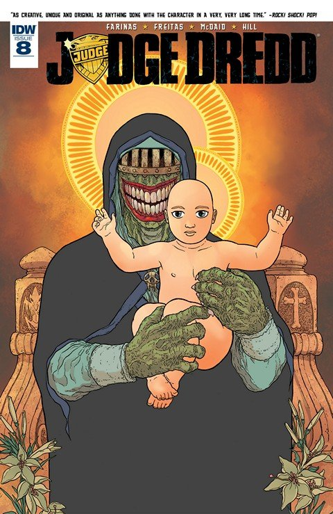 Judge Dredd #8 (2016)