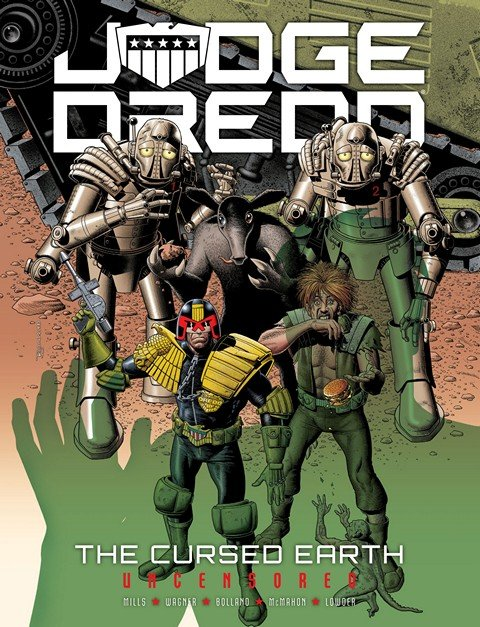 Judge Dredd – The Cursed Earth (Uncensored)