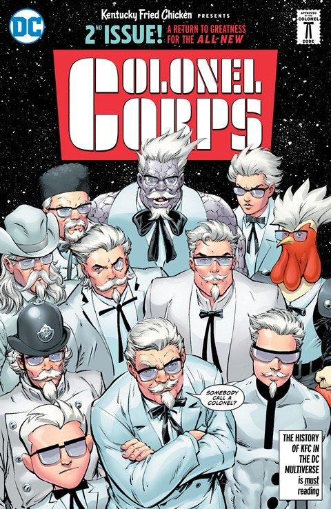 KFC – Crisis of Infinite Colonels (2016)