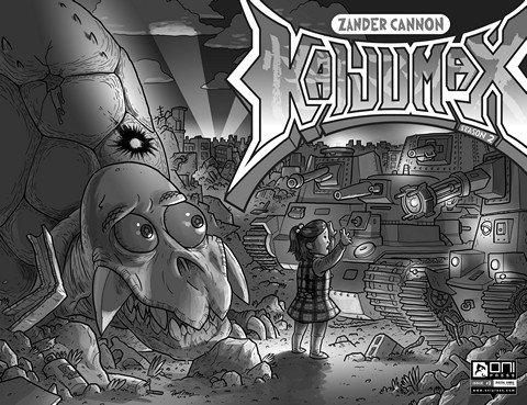 Kaijumax – Season Two #3