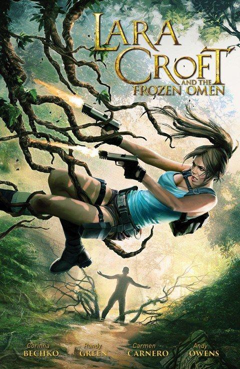 Lara Croft and the Frozen Omen (TPB) (2016)