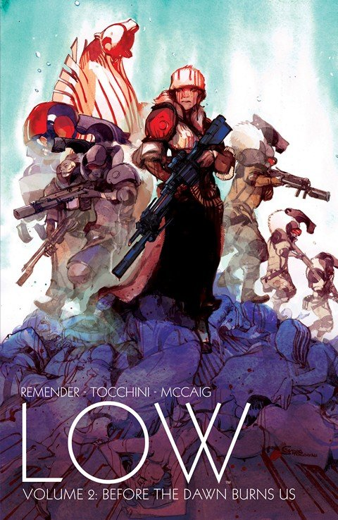 Low Vol. 2 – Before the Dawn Burns Us