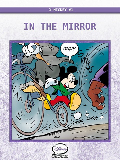 Mickey Mouse (Disney comics) (Collection)