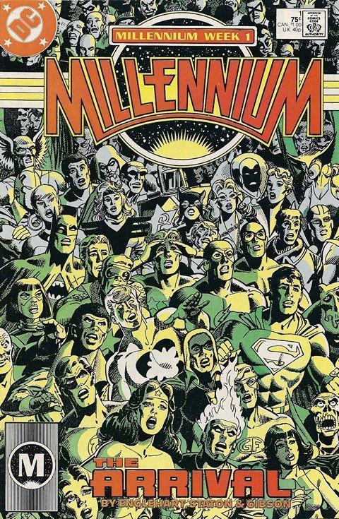 Millennium #1 – 8 + Millennium Index #1 – 2