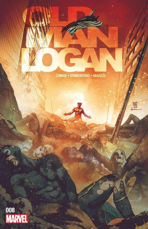 Old Man Logan #8