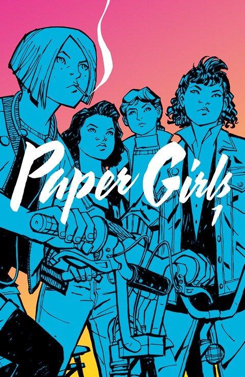 Paper Girls Vol. 1 (2016)