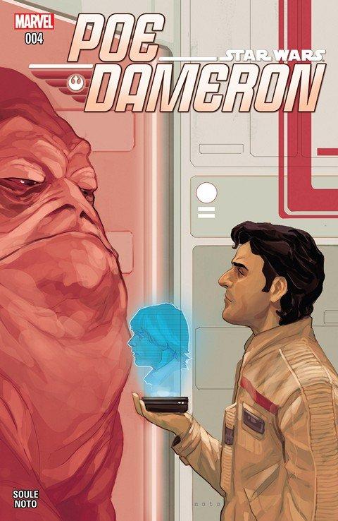 Poe Dameron #4