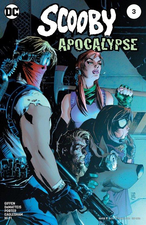 Scooby Apocalypse #3