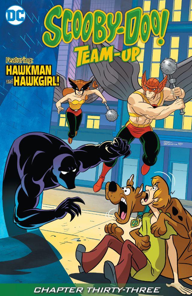 Scooby-Doo Team-Up #33