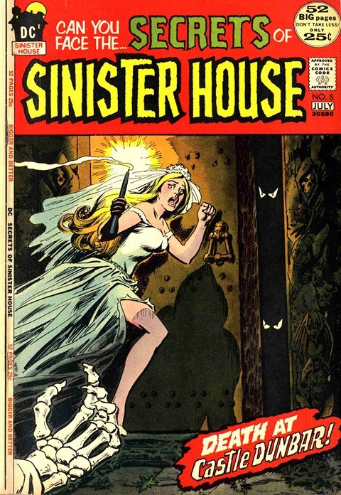 Secrets of Sinister House #5 – 18