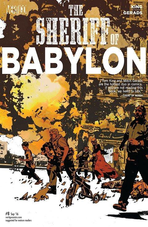 Sheriff of Babylon #8