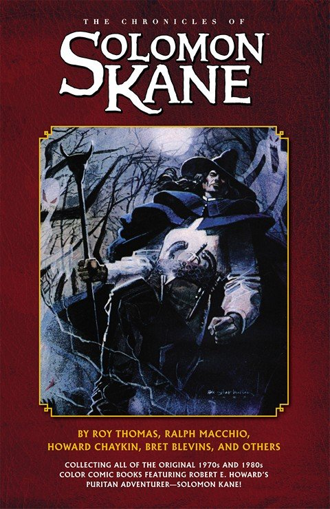 Solomon Kane (Collection)
