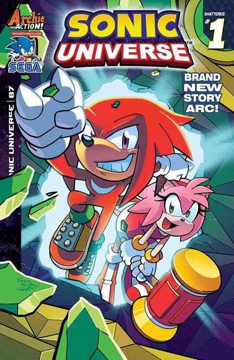 Sonic Universe #87