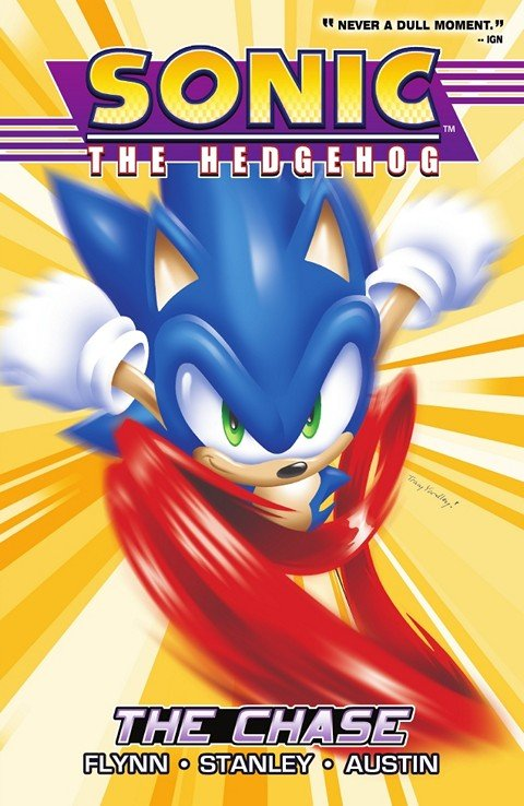 Sonic the Hedgehog Vol. 2 – The Chase (2015)
