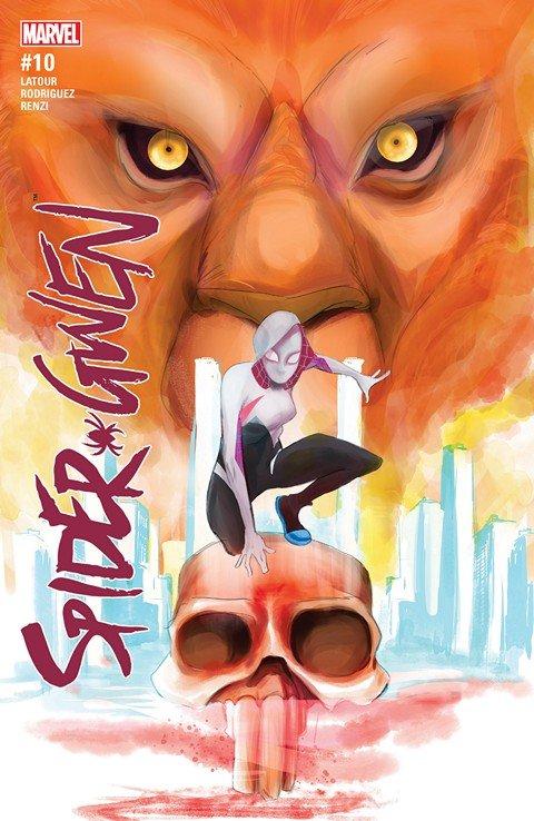 Spider-Gwen Vol. 2 #10