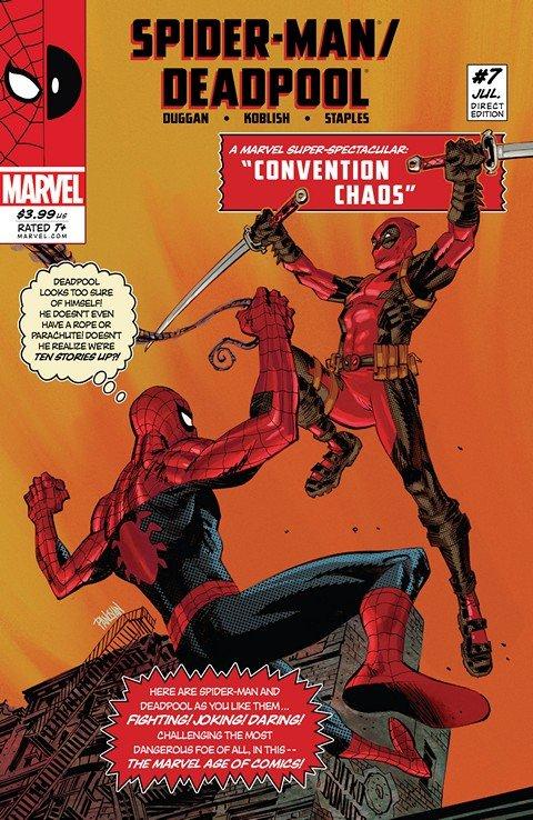 Spider-Man-Deadpool #7