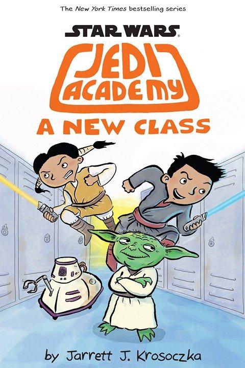 Star Wars – Jedi Academy – A New Class