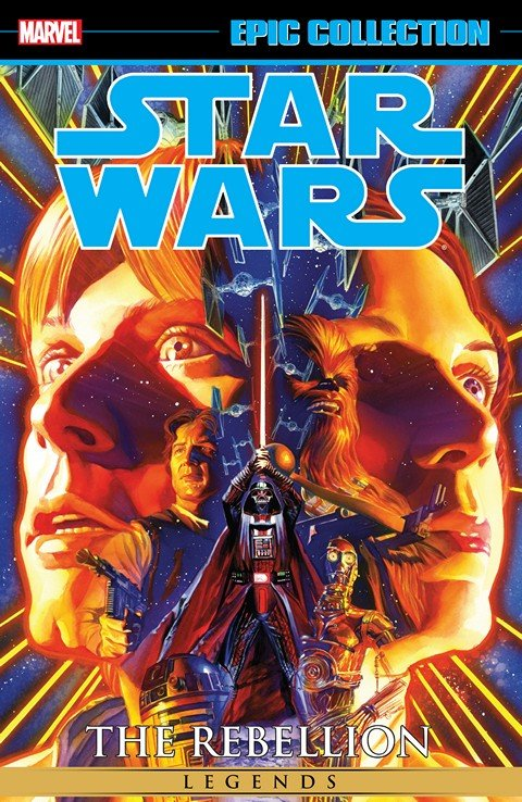 Star Wars Legends Epic Collection – The Rebellion Vol. 1