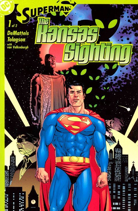 Superman – The Kansas Sighting #1 – 2