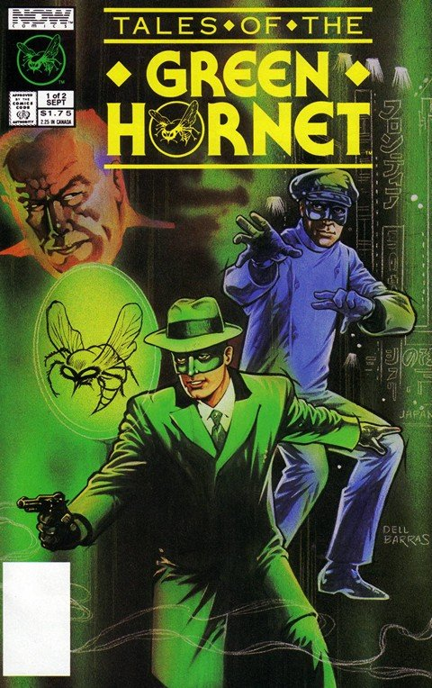 Tales of the Green Hornet Vol. 1 – 3