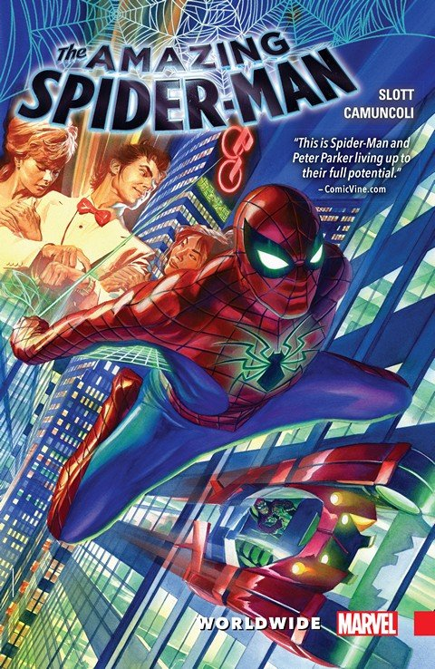 The Amazing Spider-Man – Worldwide Vol. 1
