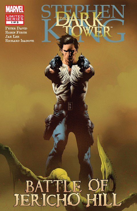 The Dark Tower – The Battle of Jericho Hill #1 – 5