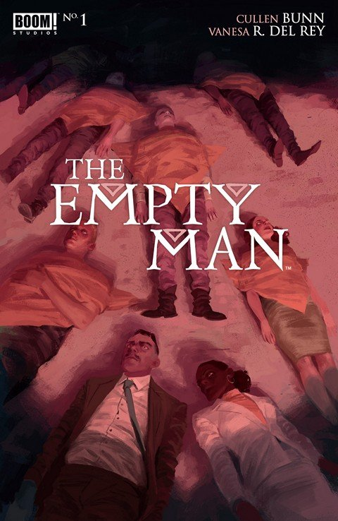 The Empty Man #1 – 6