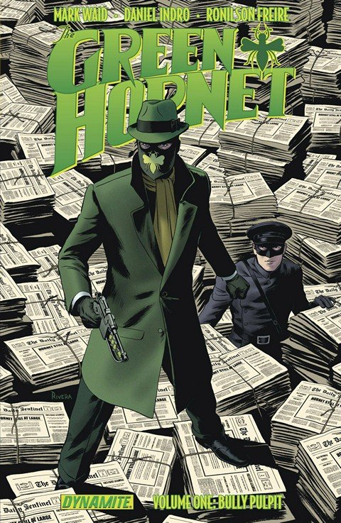 The Green Hornet Vol. 1 – Bully Pulpit (2013)
