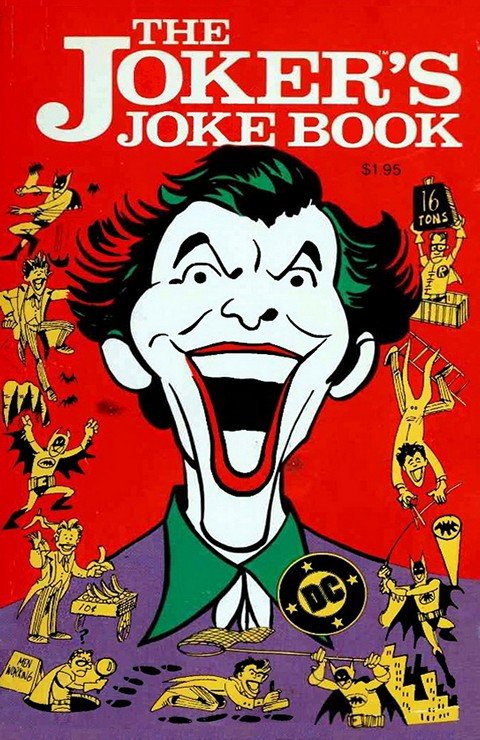 The Joker's Joke Book
