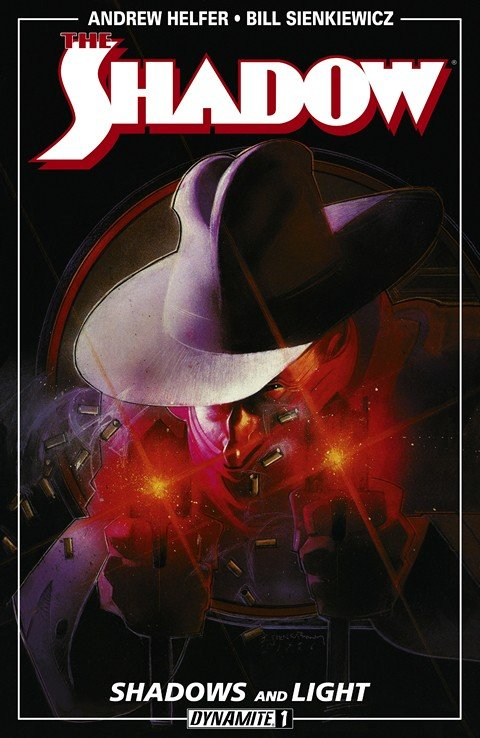 The Shadow Masters Series #1 -13