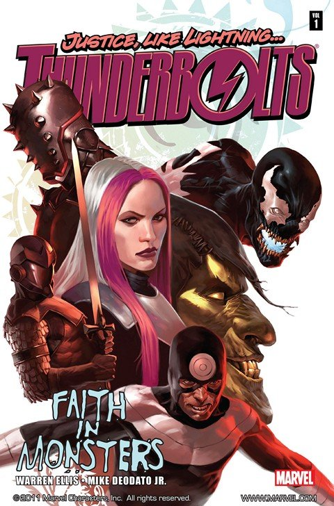 Thunderbolts by Warren Ellis Vol. 1 – 2