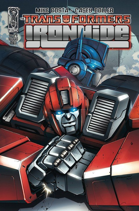 Transformers – Ironhide #1 – 4