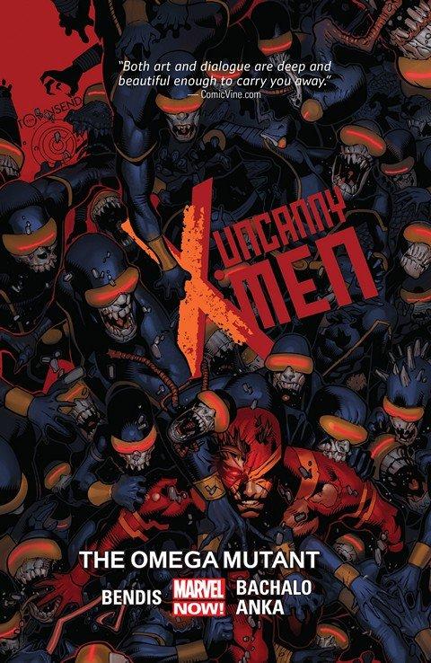 Uncanny X-Men Vol. 5 – The Omega Mutant