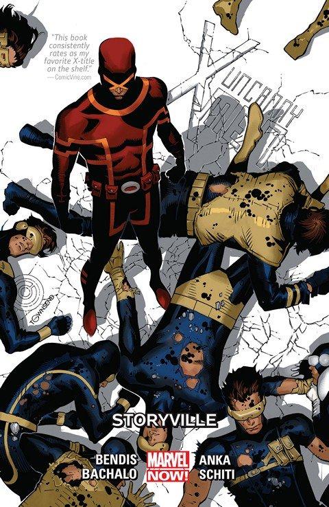 Uncanny X-Men Vol. 6 – Storyville