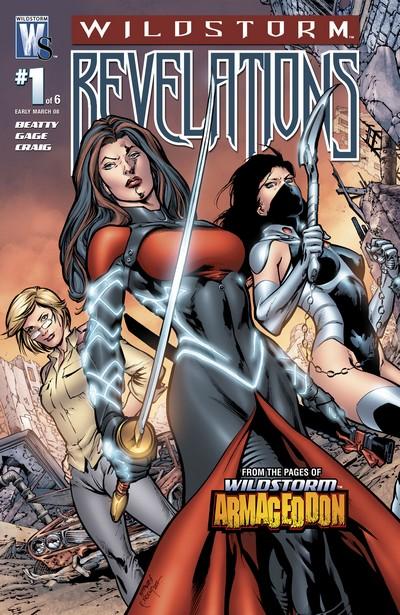 Wildstorm Revelations #1 – 6 (2008)