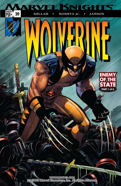Wolverine – Enemy of the State (Story Arc)
