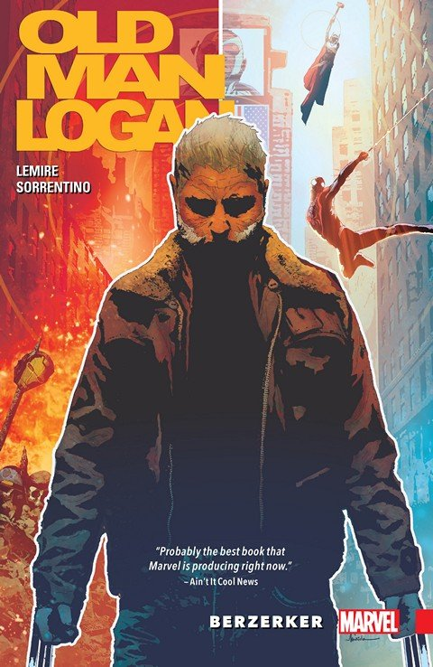 Wolverine – Old Man Logan Vol. 1 – Berzerker