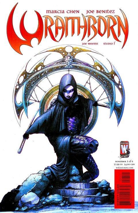 Wraithborn #1 – 6