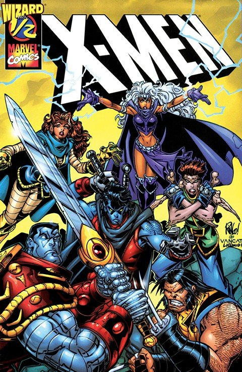 X-Men (Ultimate Collection) (1991-2015)