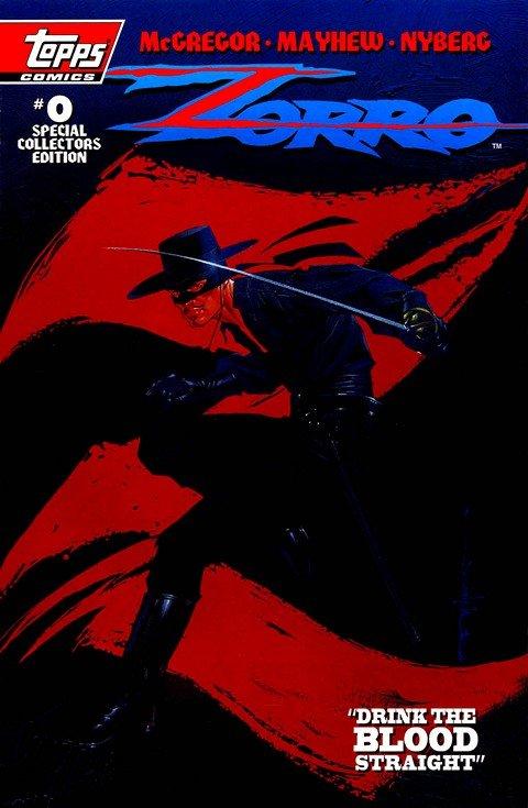 Zorro (Topps) #0 – 11