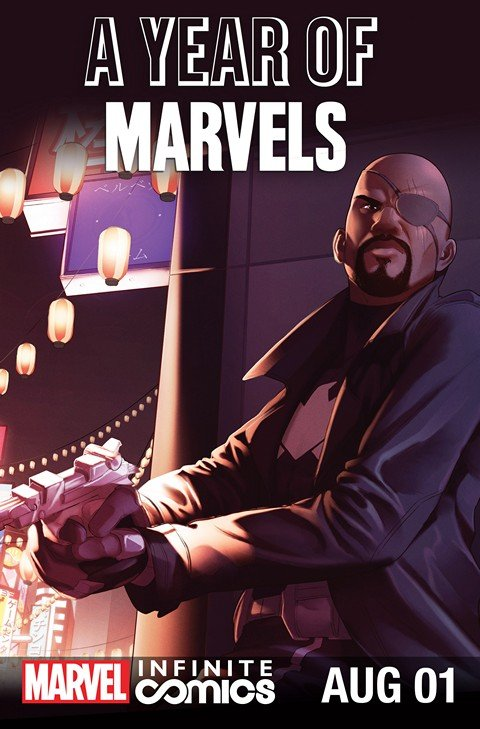 A Year of Marvels – August Infinite Comic #1