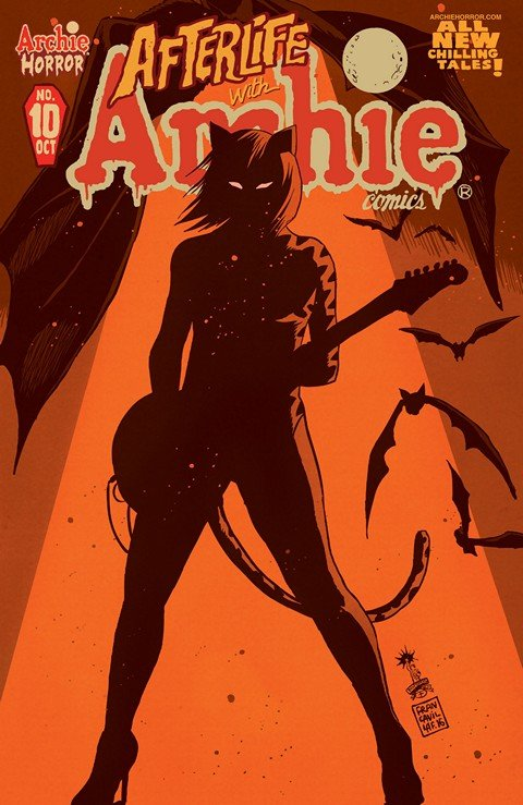 Afterlife With Archie #10 (2016)