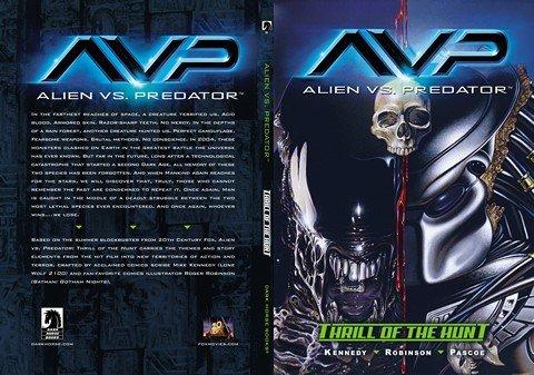 Alien vs. Predator – Thrill of the Hunt