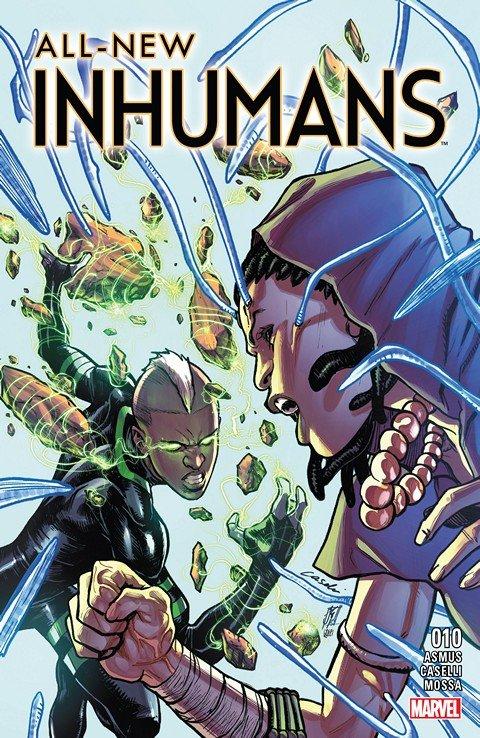 All-New Inhumans #10 (2016)