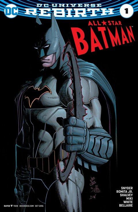 All Star Batman #1