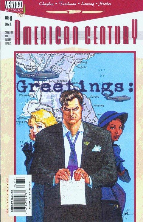 American Century #1 – 27 (Vertigo)