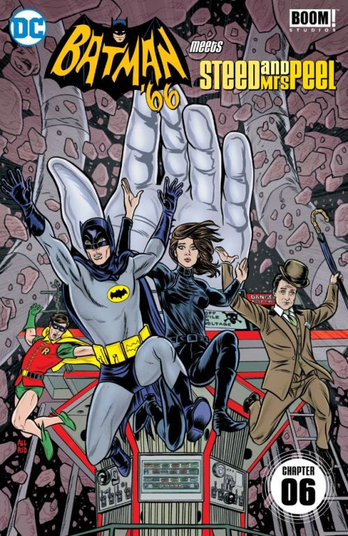 Batman '66 Meets Steed and Mrs Peel #6