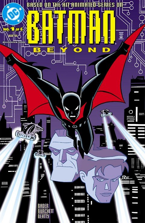 Batman Beyond (Vol. 1 – 5) (Collection)