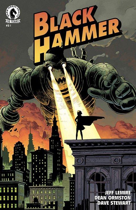 Black Hammer #2 (2016)