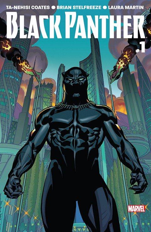Black Panther Vol. 6 #1 – 18 + 166 – 172 (2016-2018)